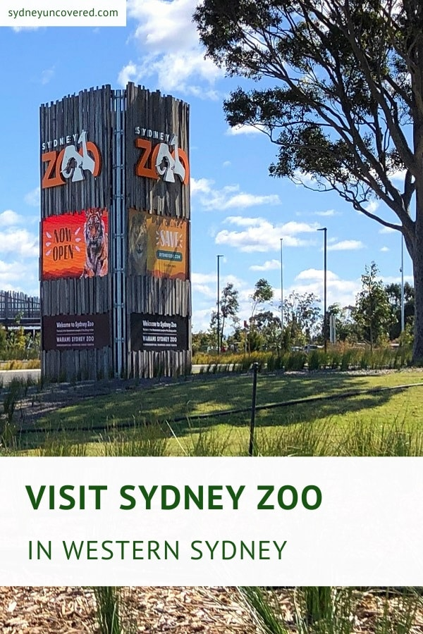 Spend A Day At Sydney Zoo Sydney Uncovered