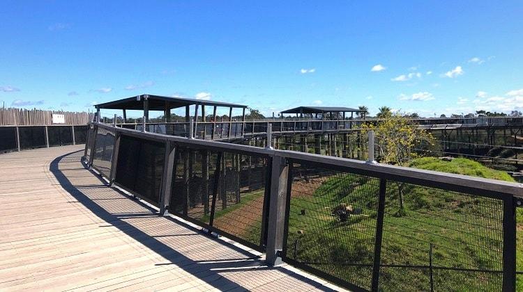 Sydney Zoo in Western Sydney