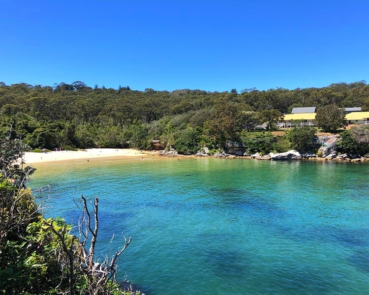 Collins Beach in Manly
