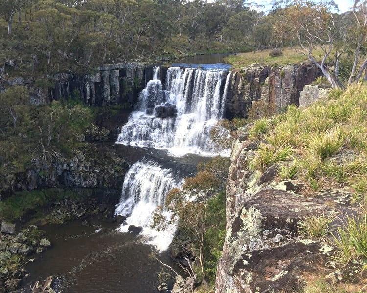Ebor Falls (upper level)