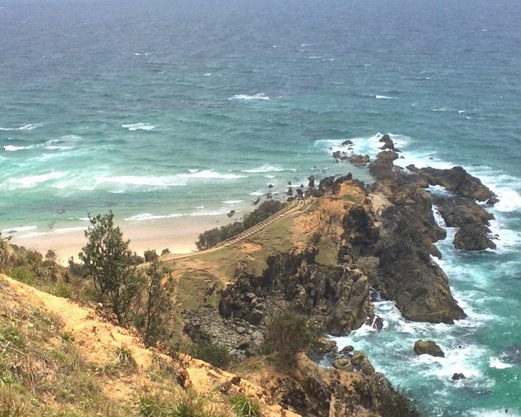 Little Wategos Beach in Byron Bay