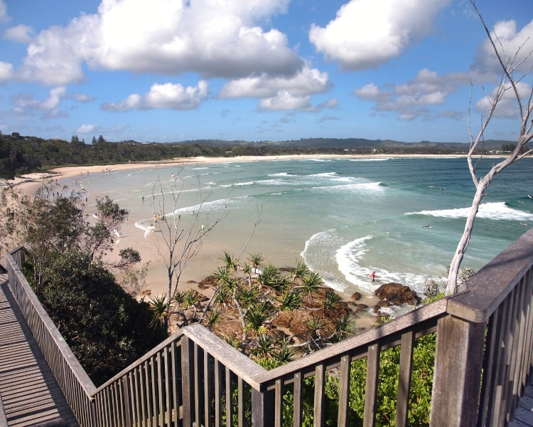 The Pass in Byron Bay