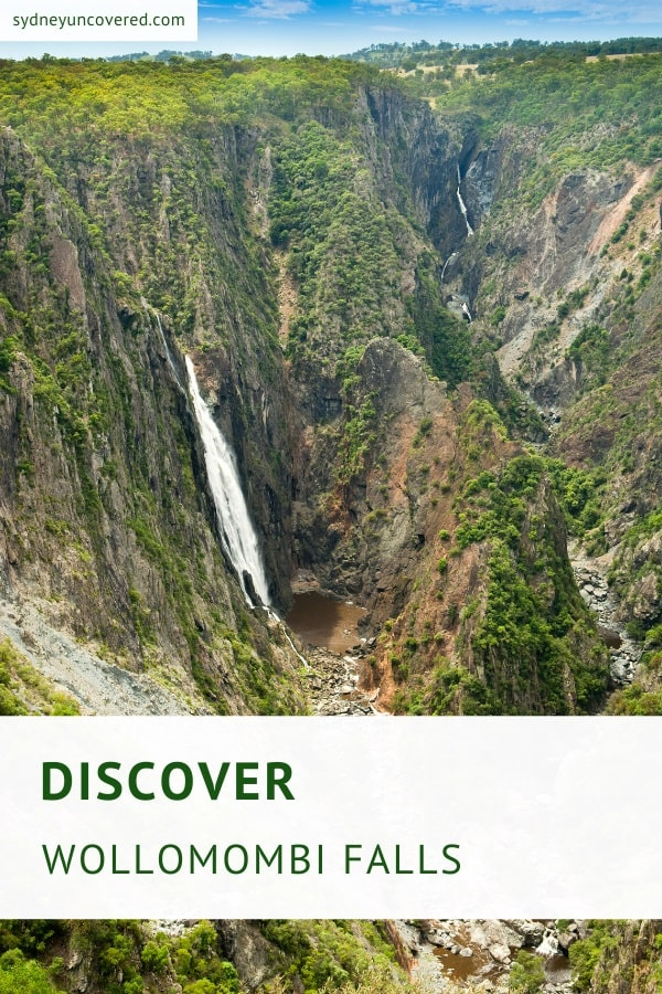 Discover Wollomombi Falls and Chandler Falls