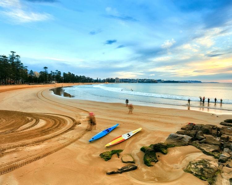 Kayaking in Sydney