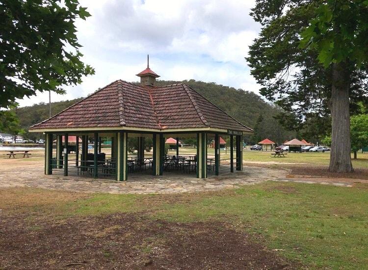 Bobbin Head picnic area