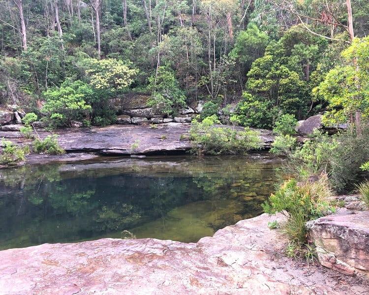 Karloo Pools side view
