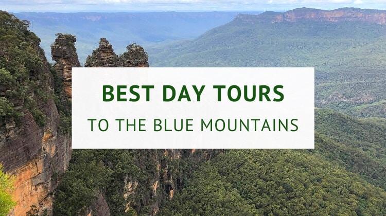 Blue Mountains day tours