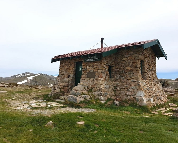 Seaman's Hut in Kosciuszko National Park