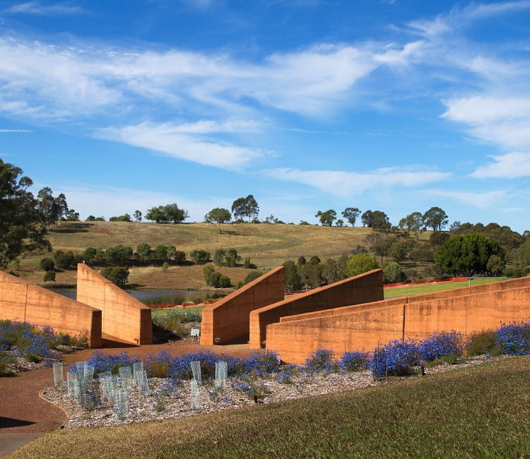 The Australian Botanic Garden in Mount Annan