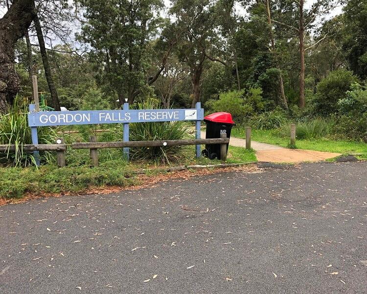 Gordon Falls Reserve