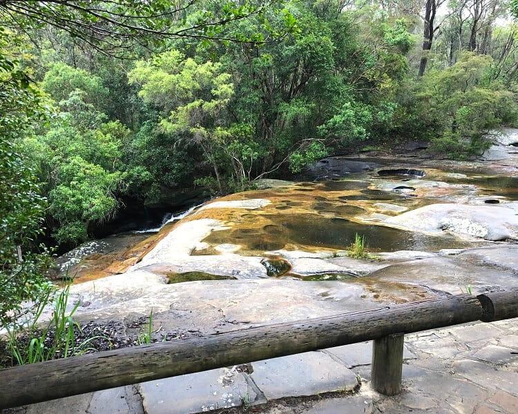 Upper Somersby Falls