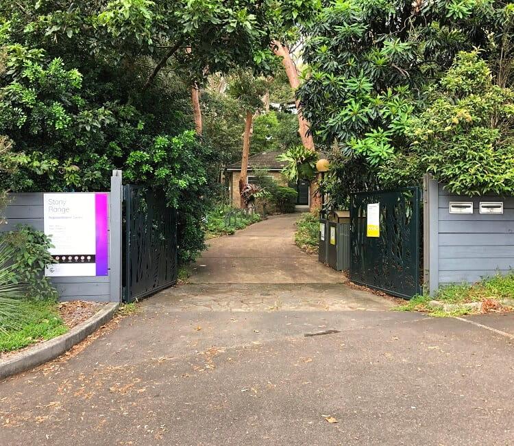 Stony Range Regional Botanic Garden in Dee Why