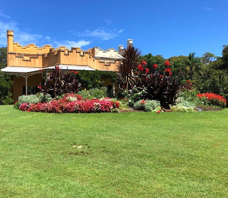 Vaucluse House and Gardens