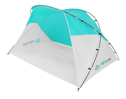 FE Active Pop Up Beach Shelter