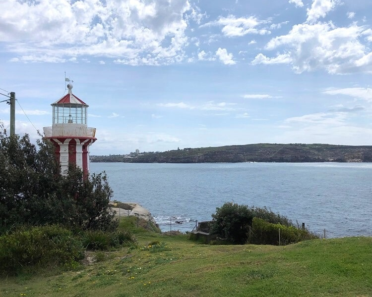 Hornby Lighthouse in Watsons Bay
