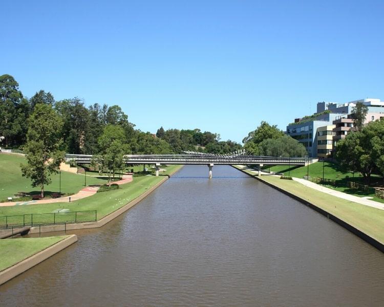 Parramatta Valley Cycleway