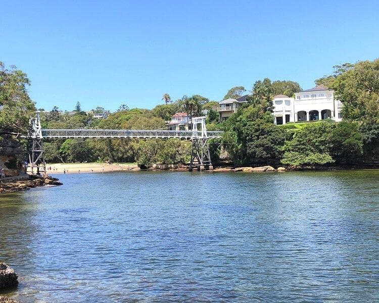 Parsley Bay Bridge