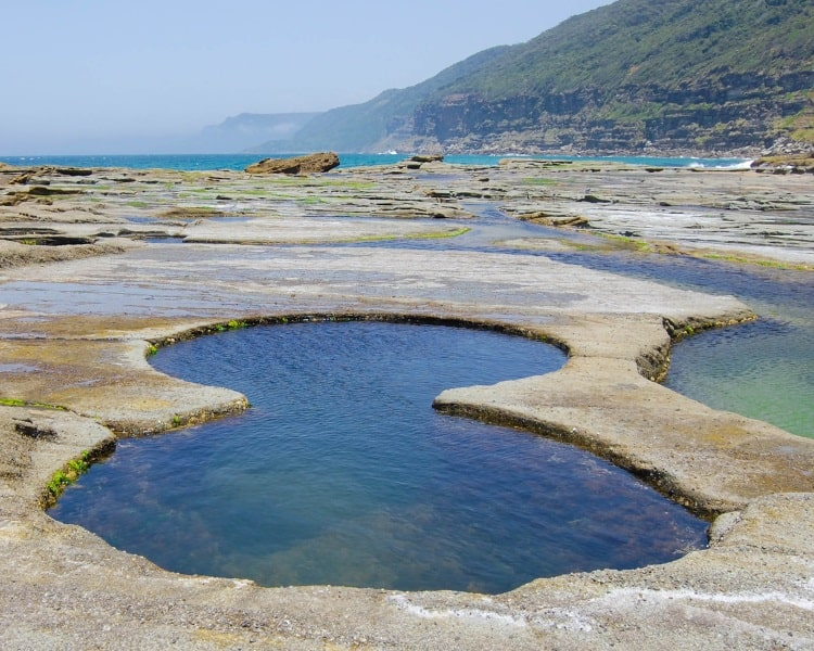 Otford to Figure 8 Pools in the Royal National Park