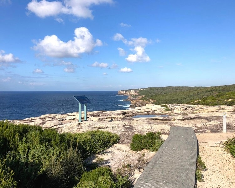 The Balconies in Royal National Park
