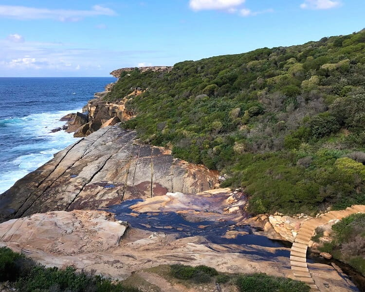 The Waterrun in Royal National Park