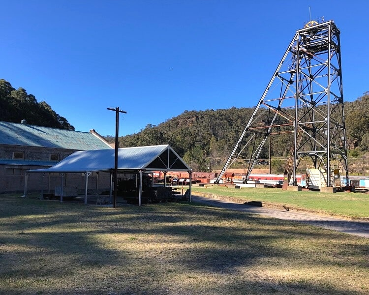 Lithgow State Mine Heritage Park and Railway