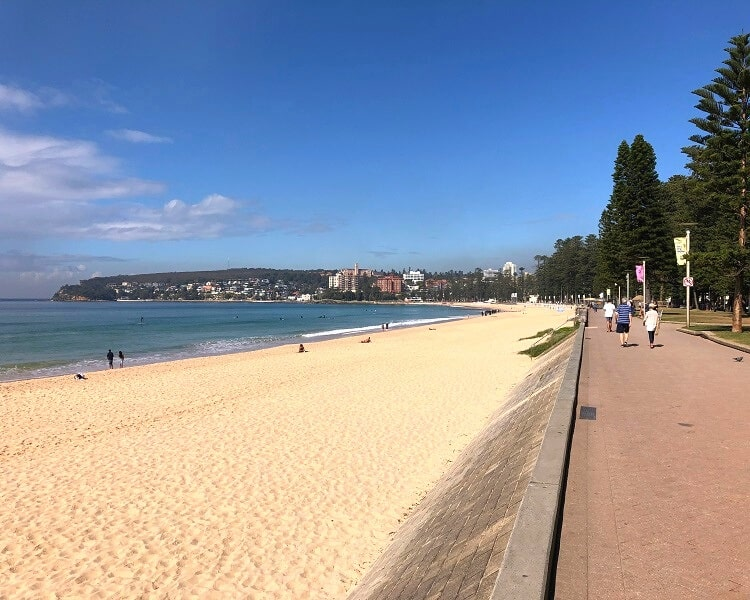 Manly Lagoon to Shelly Beach