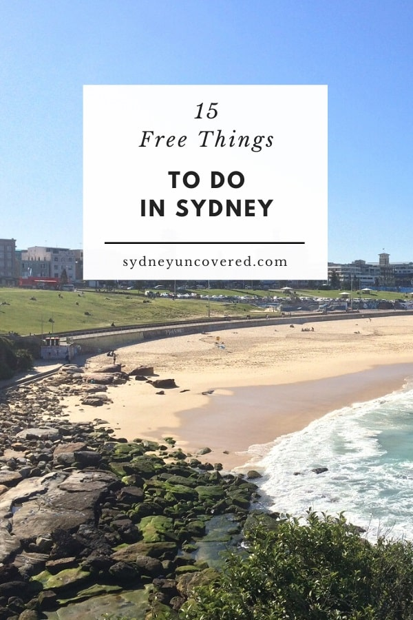 Top 15 free things to do in Sydney