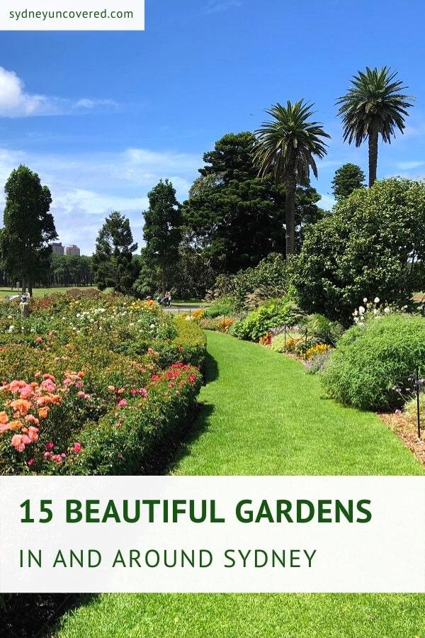 Best Sydney gardens