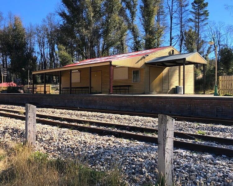 Zig Zag Railway in Lithgow