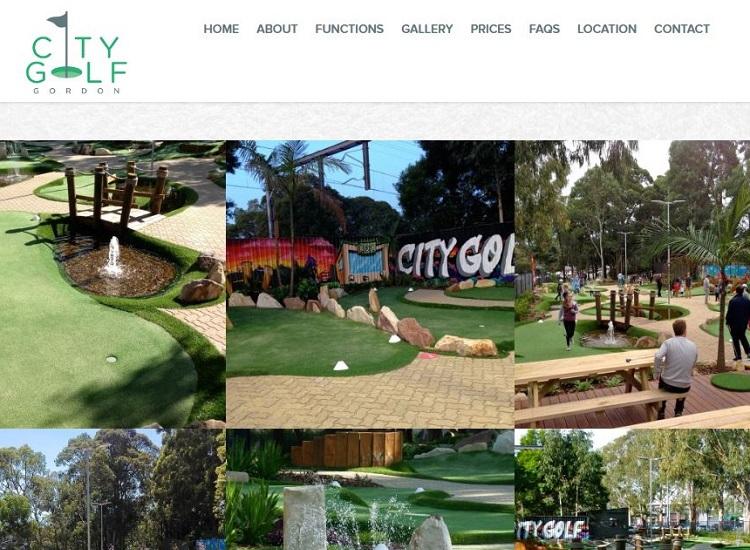 City Golf Gordon