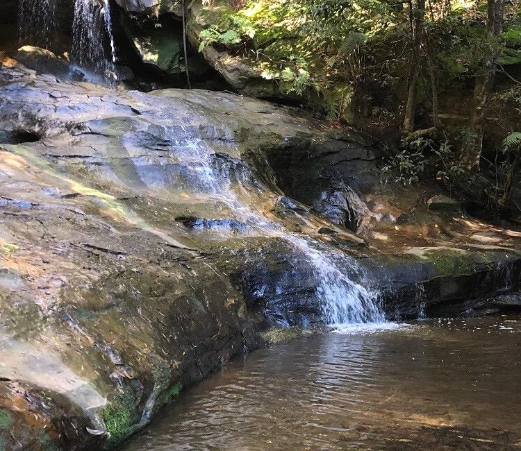 Fairy Falls in Hazelbrook