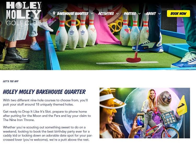 Holey Moley Bakehouse Quarter