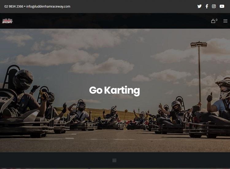 Luddenham Raceway Go Karting