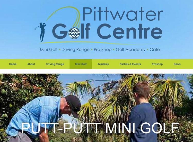 Pittwater Mini Golf in Warriewood