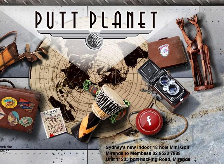 Putt Planet Miranda