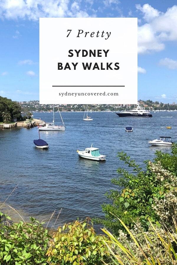 7 Best bay walks in Sydney
