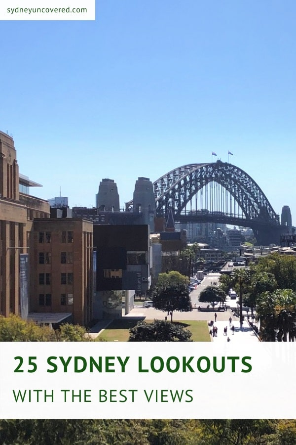 Best lookouts in Sydney with scenic views