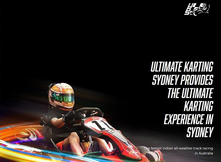 Ultimate Karting Sydney in Smeaton Grange