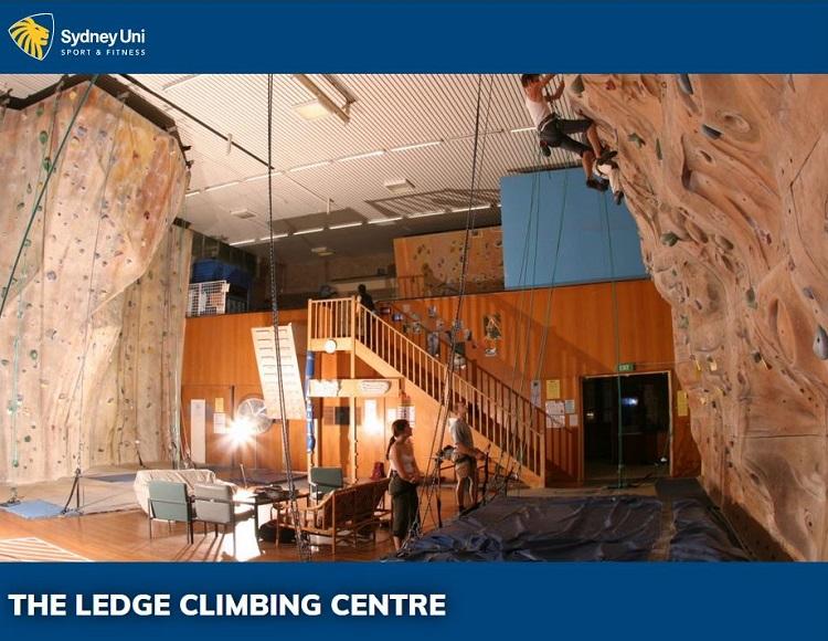 The Ledge Climbing Centre
