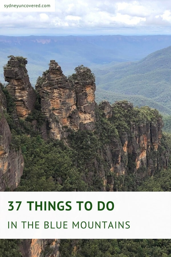 Top 37 Blue Mountains attractions and activities