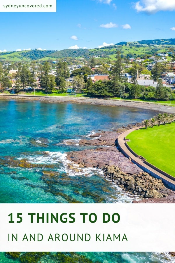 Top 15 things to do in and around Kiama