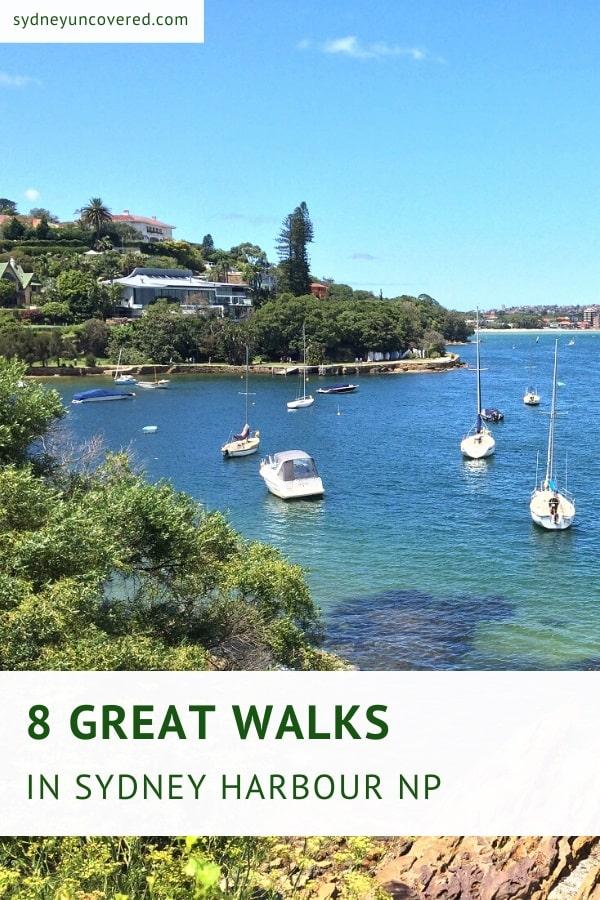 Best Sydney Harbour walks