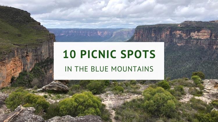 Blue Mountains picnic spots