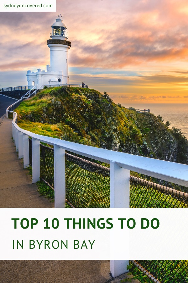 Top 10 Byron Bay attractions and activities
