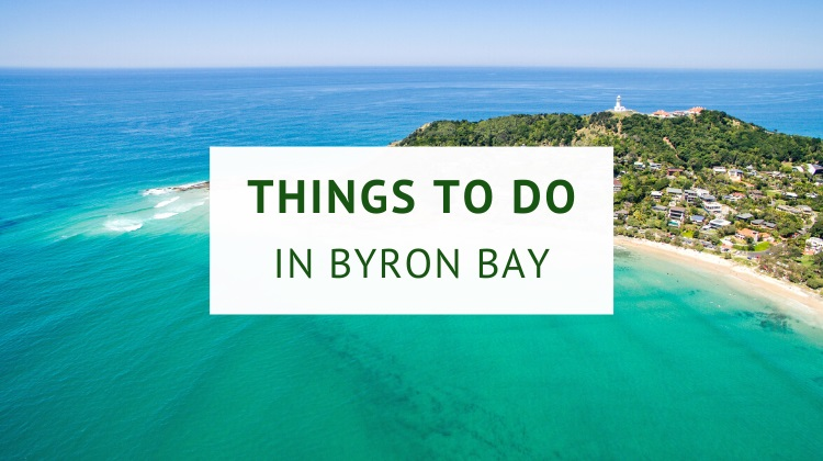 Things to do in Byron Bay and surrounds
