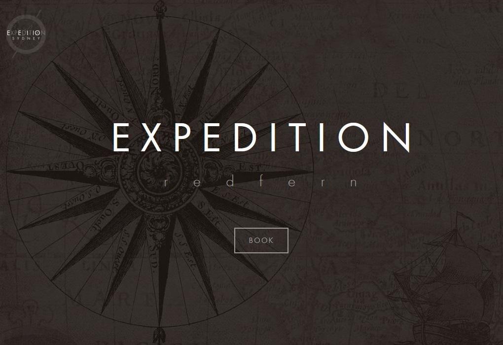 Expedition Sydney Redfern