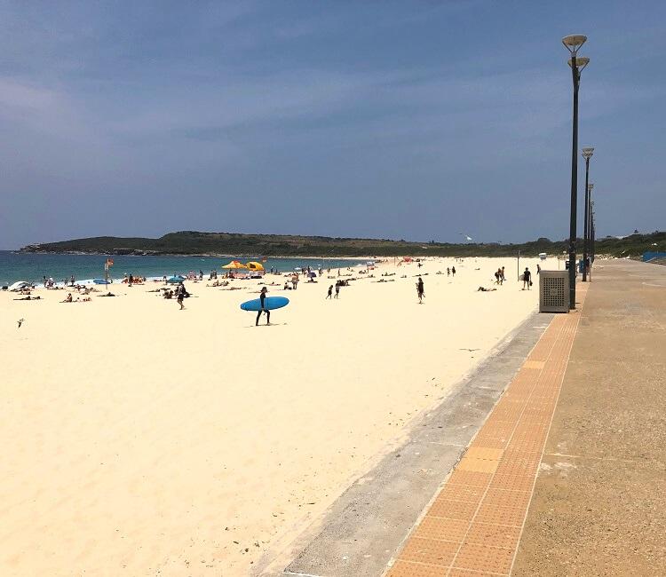 Maroubra Beach