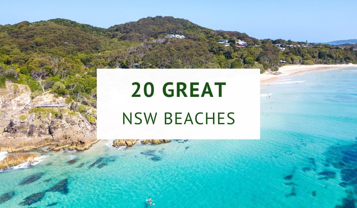 Best beaches in NSW
