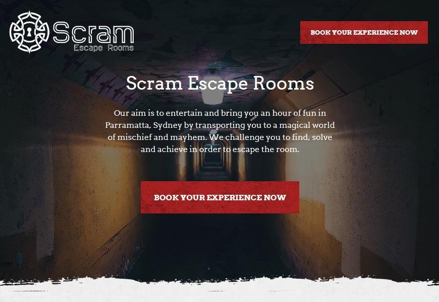 Scram Escape Rooms
