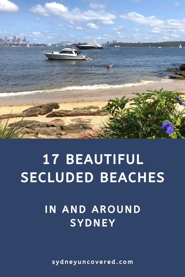 17 Sydney secluded beaches
